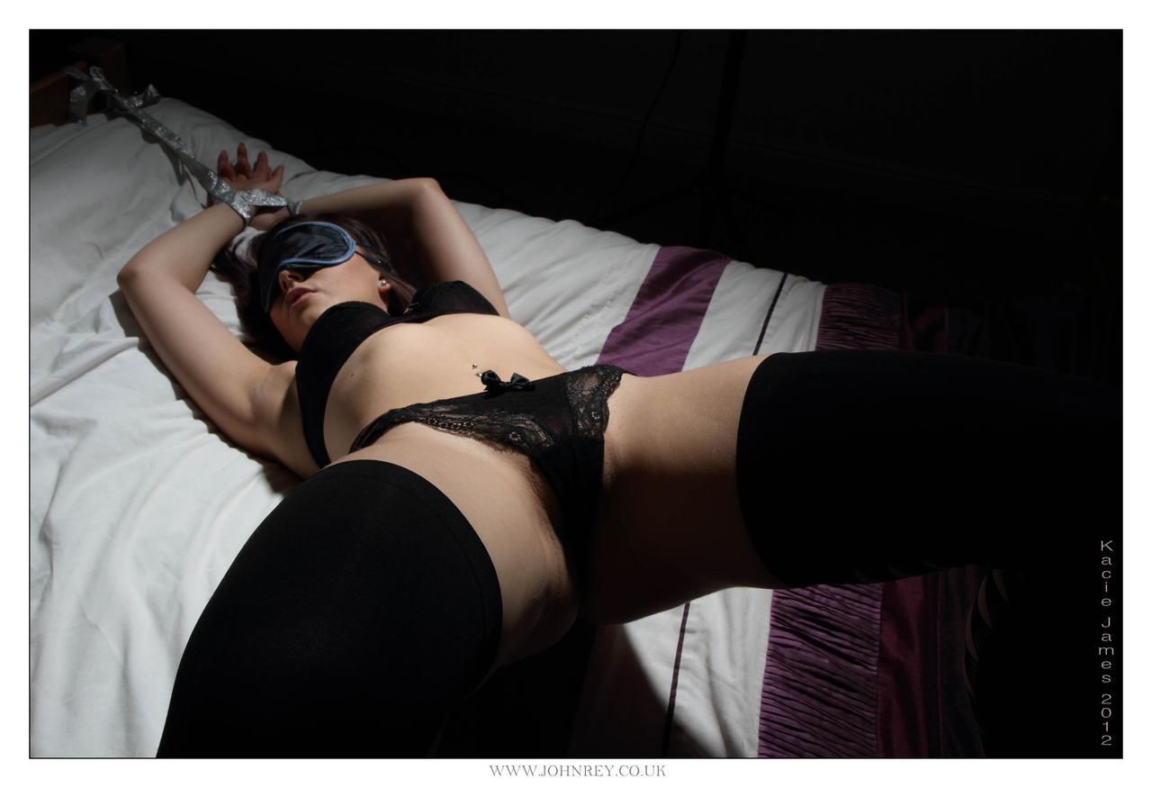 Tied Kacie 02 by 365erotic