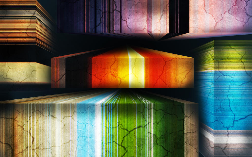 3D Pixels by SynergyDigital
