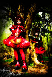 Little Red Riding Hood by Nitemare-Photography