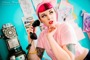 Bobby Jo's Diner by Nitemare-Photography