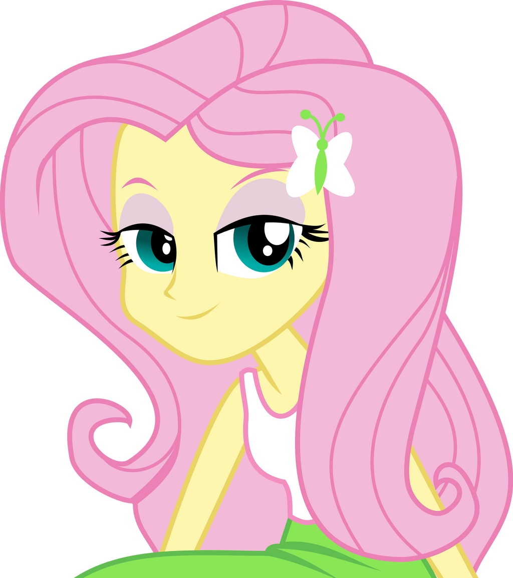 Equestria Girls Flutte...