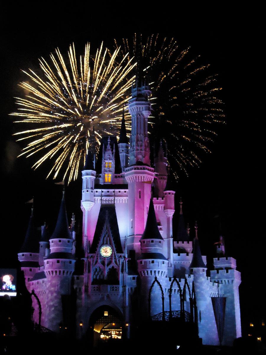 Disney Dreams by julieexann