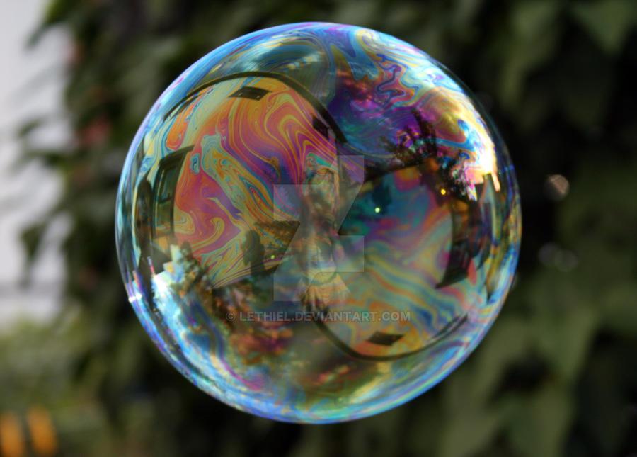 Rainbow Bubble by Lethiel