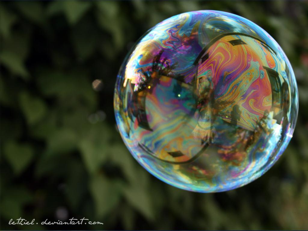 Bubble Wallpaper by Lethiel