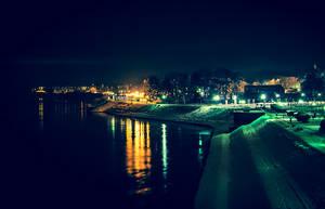 night lights by Lethiel
