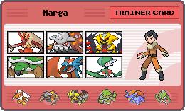 trainer card xXremixedXx by ElderNargacuga