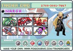 Trainer Card v.2 by ElderNargacuga