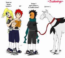 OMJ'.. Jashin-Llama ..help T_T by Jashinnkyo