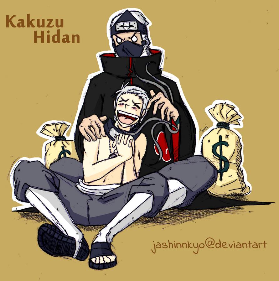 KAKUZU CHAN by Jashinnkyo