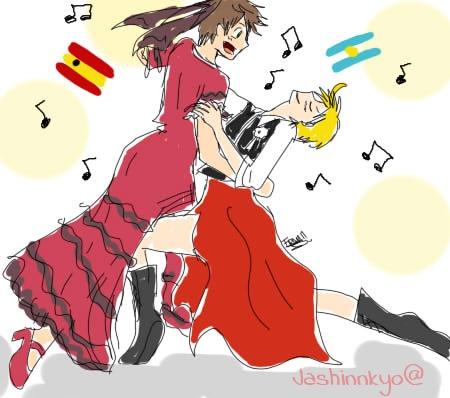 tango by Jashinnkyo