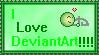 I LOVE DeviantArt.... by FadingAngel213