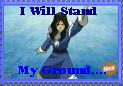 I WILL Stand My Ground.... by FadingAngel213