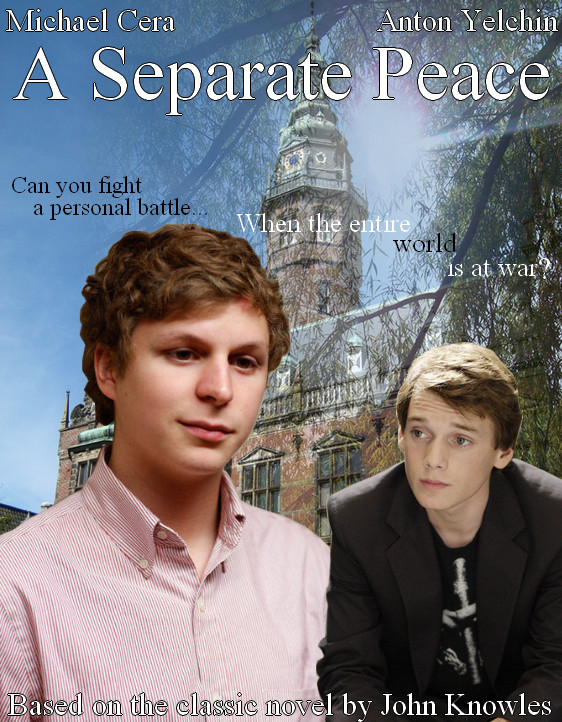 a separate peace phineas and What's is the meaning behind the novel, a separate peace read this analysis of the symbols and themes in the book.