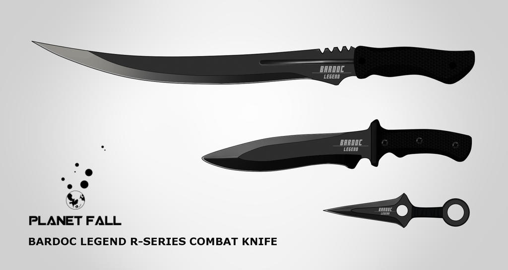 Combat Knives By Danimedr On DeviantArt