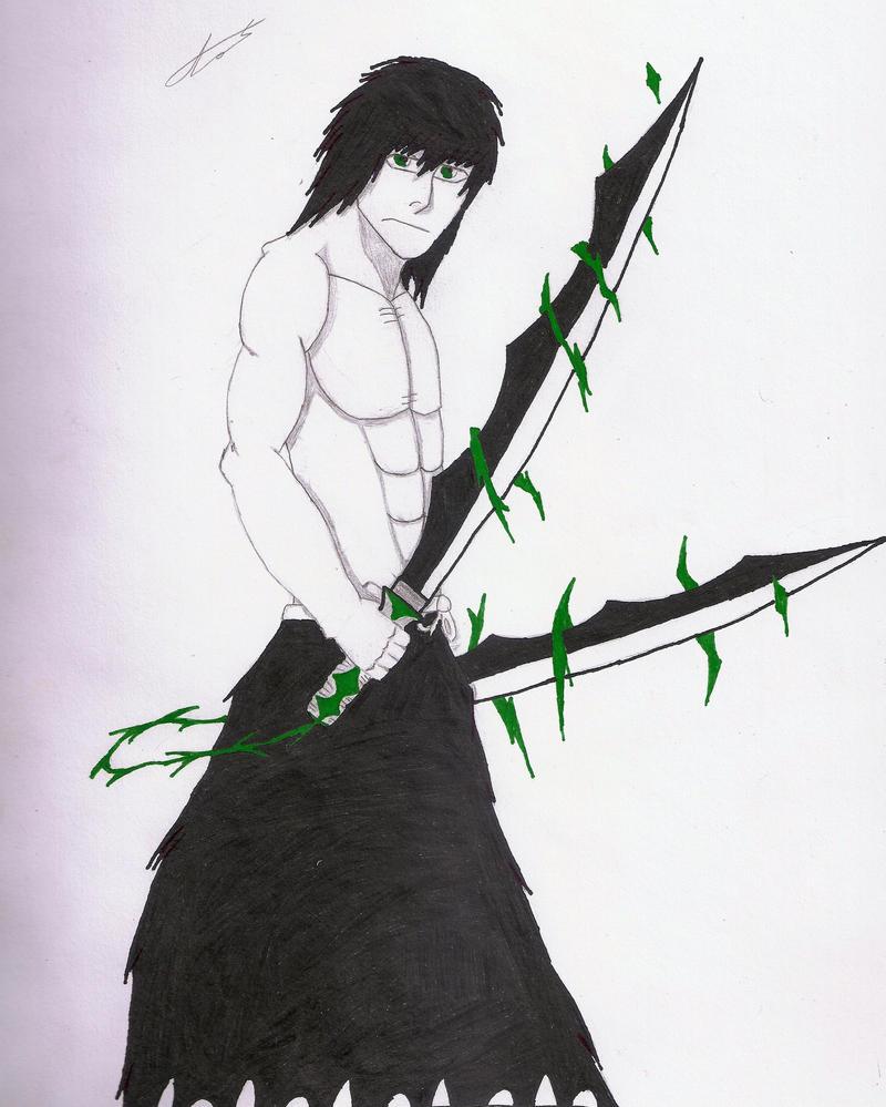 Kohaku Nobu- Bleach OC By Kingkaz52 On DeviantArt