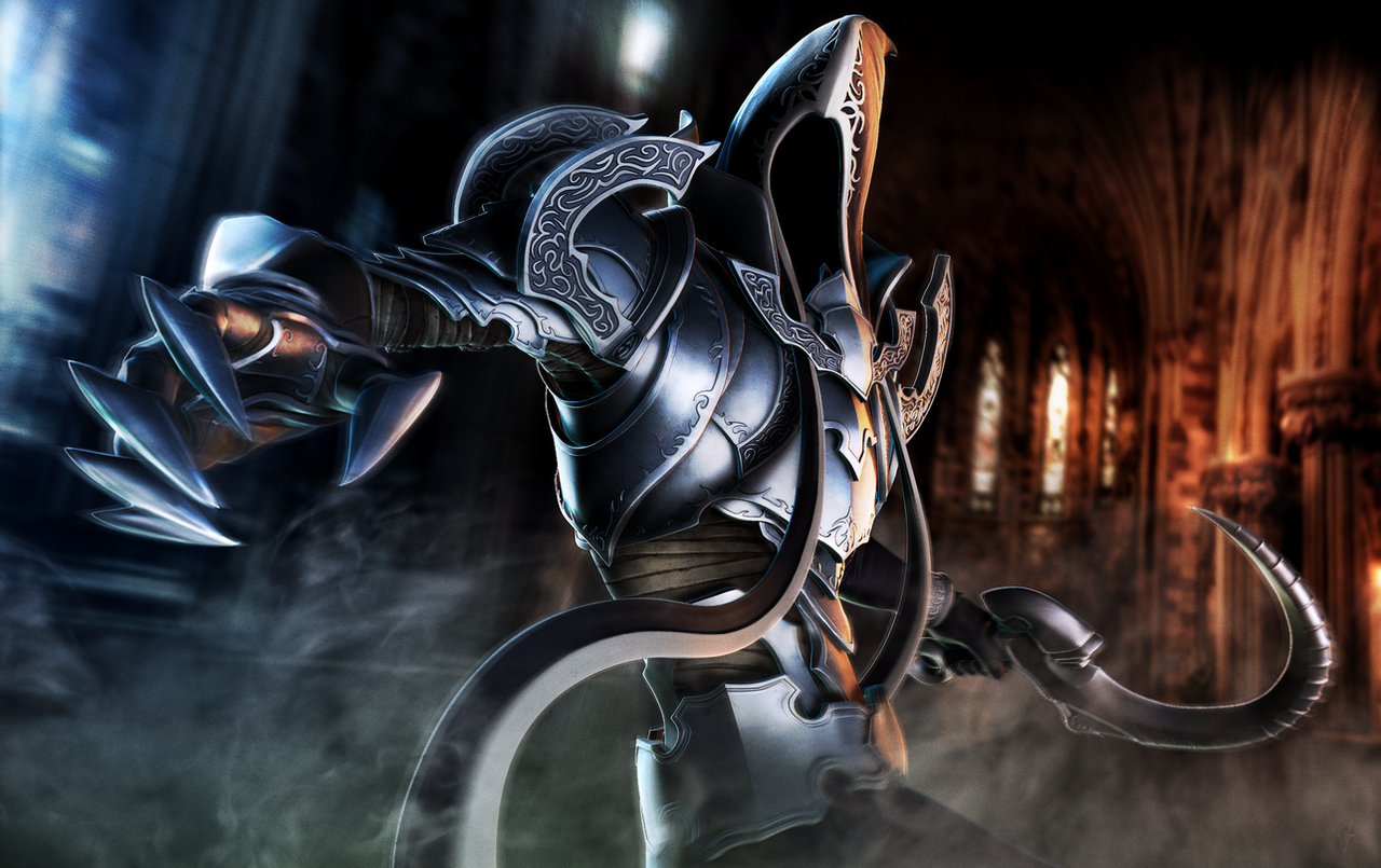 Malthael - Diablo III fan art Contest Entry by KoraxArt