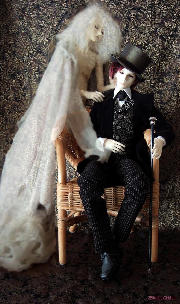 Portrait of Gentleman... by Ciridian