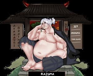 [A-B] Kazuma