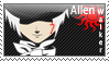 Allen Walker Stamp by Fumiika