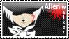 Allen Walker Stamp by Fumiika