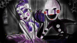Ballora x Puppet