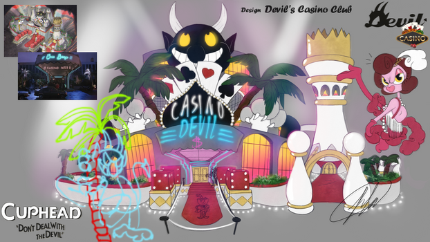 Design Devil's Casino Club