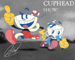 The Cuphead Show by fnafmangl