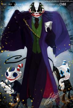 The Ink Knight- Oddcat
