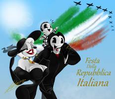 Familia Corleone- Festa della Repubblica Italiana