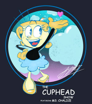 The Cuphead Show Ms Chalice