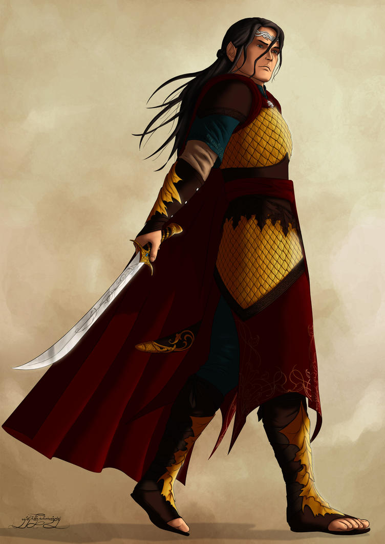 Feanor by GustavoMalek