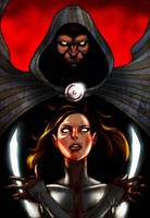 Cloak and Dagger by Arioanindito
