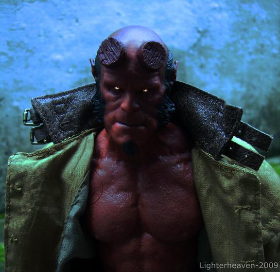 Hellboy series : 6 by Arioanindito