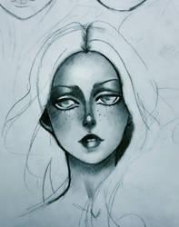 Sketching by sute1uQ