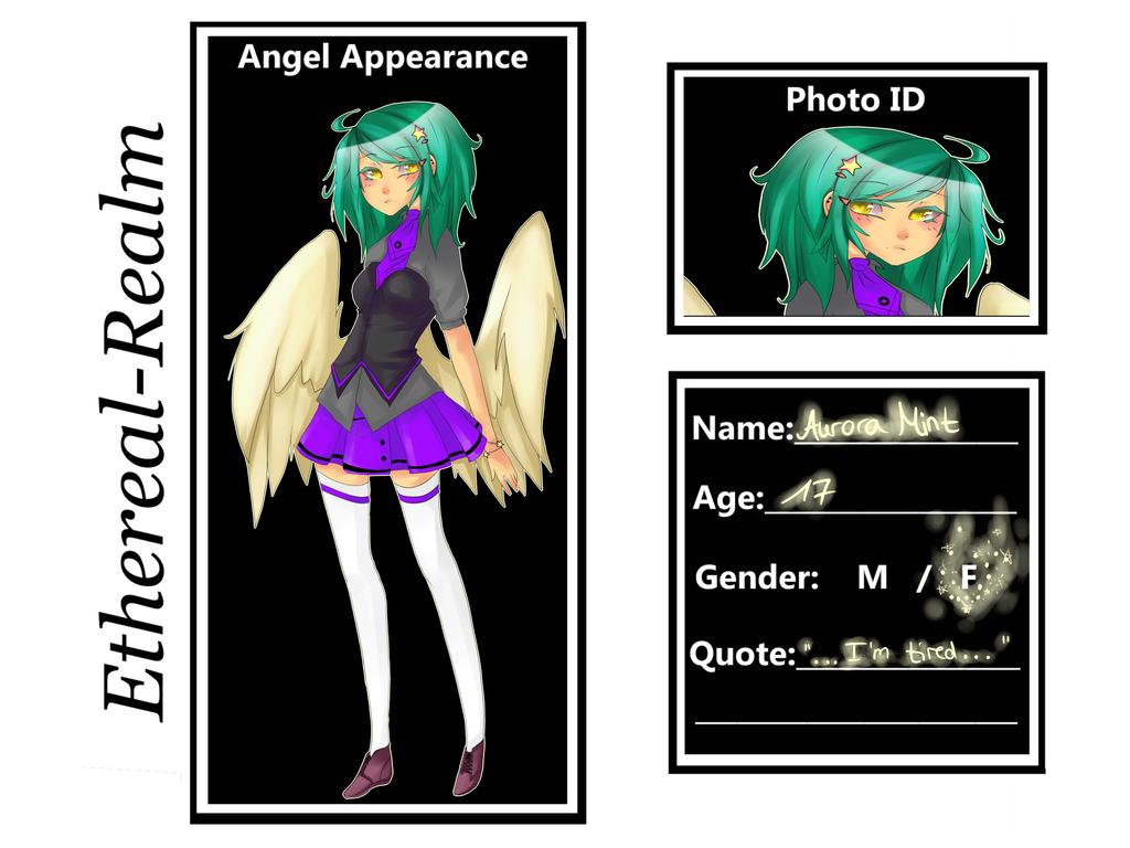 E R APP: Aurora Mint by kukuku0kattie