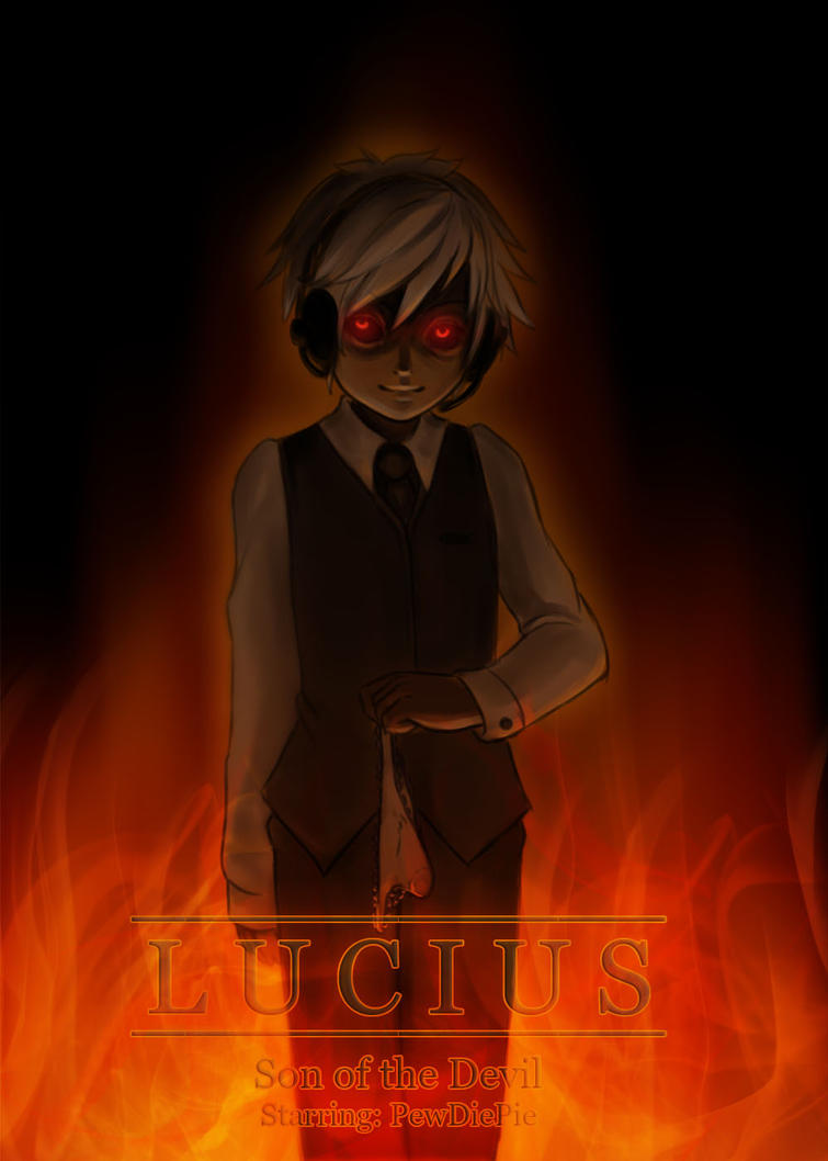 Lucius son of the Devil by YanniPlum