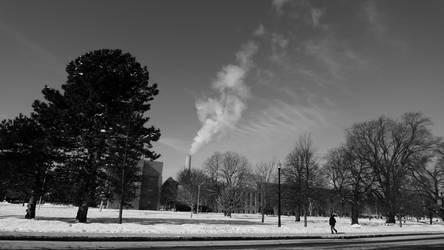 winter at mac