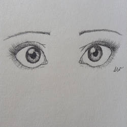 Character eyes by LifesARide