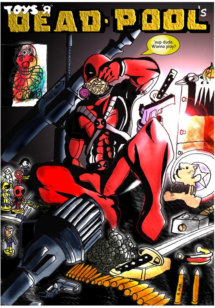 Toys 'R' Deadpool's by