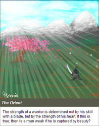 The Orient - Revised