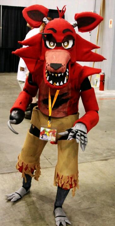 Foxy fnaf by foxytwerkbutt on deviantart