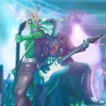 AfterLife Cornflower Concert by Vandclash