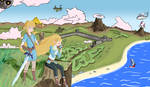 Tribute to Zelda (Clothed Ver.)