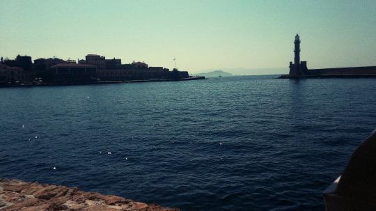 (Old port , Chania , Crete , Greece[2015]) by FancyUnicornCamera