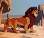 TLG: Strange Lion