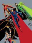 Justice League 2102