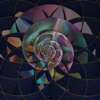 Spiral Flower by hiramf