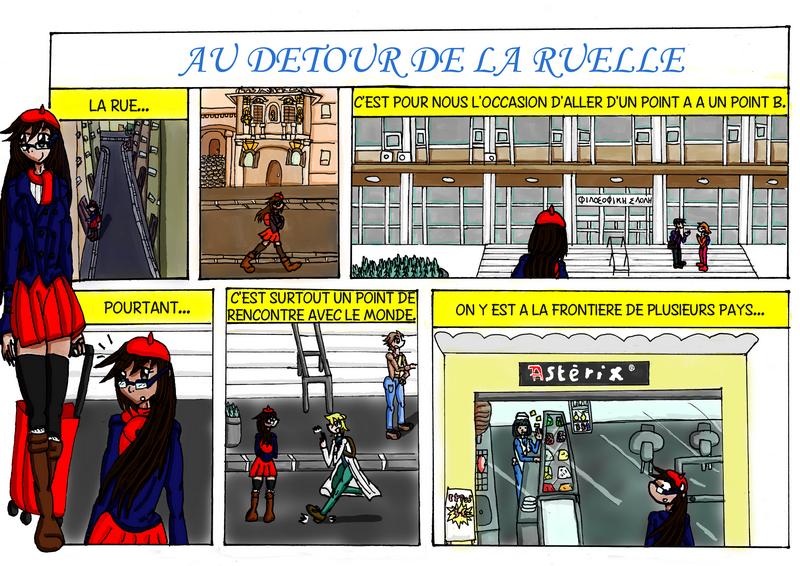Au detour de la ruelle 01 by Oline02