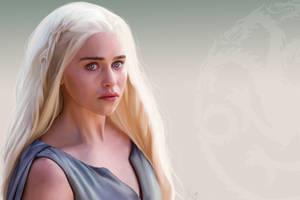 Daenerys Targaryen by AimsR