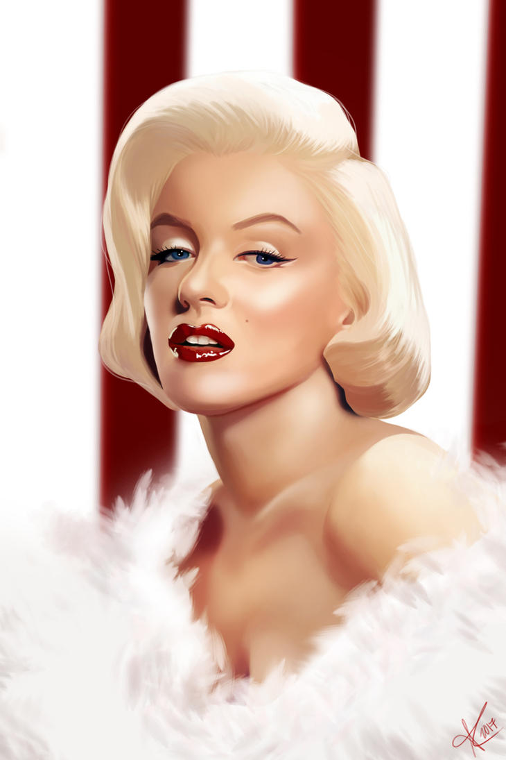 Marilyn by AimsR